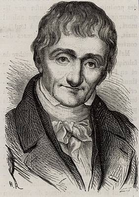 Alexandre Brongniart Art Print by Universal History Archive/uig