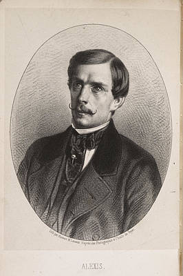 Portaits Photograph - Alexis Didier by British Library