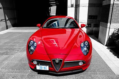 Photograph - Alfa Romeo 1c by Andrew Fare