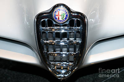 Photograph - Alfa Romeo Bat 9 Dsc02643 by Wingsdomain Art and Photography