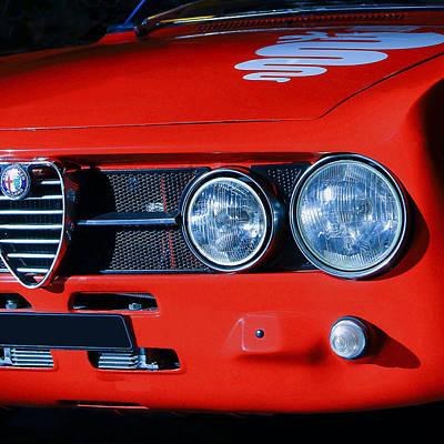 Alfa Romeo Gtv Photograph - Alfa Romeo by Carlton Boyce