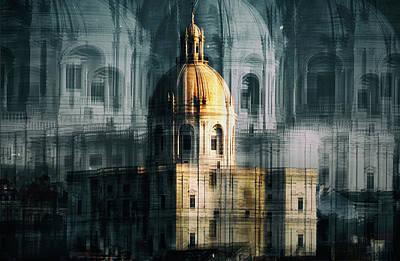 Portugal Photograph - Alfama by Hans-wolfgang Hawerkamp