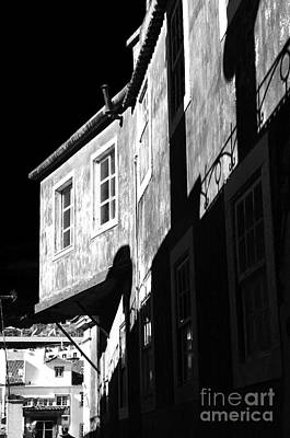 Photograph - Alfama Shadows by John Rizzuto