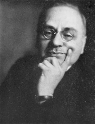 Psychoanalyst Photograph - Alfred Adler (1870-1937) by Granger