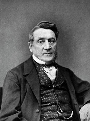 Alfred Photograph - Alfred Taylor by National Library Of Medicine