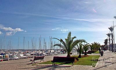 Photograph - Algarve-3 by Rezzan Erguvan-Onal