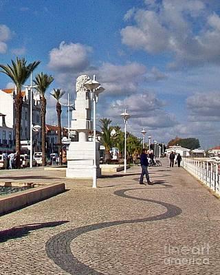 Photograph - Algarve-8 by Rezzan Erguvan-Onal