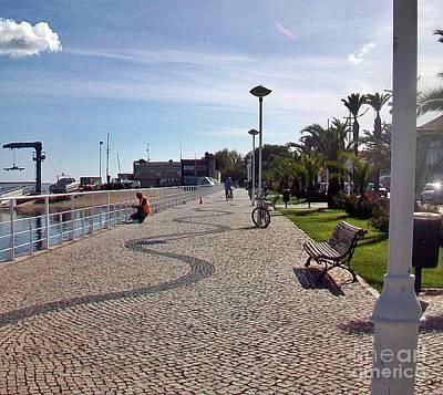 Photograph - Algarve-9 by Rezzan Erguvan-Onal