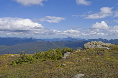 Photograph - Algonquin Mountain by David Seguin