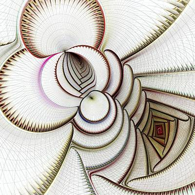 Digital Art - Algorithmic Art by Anastasiya Malakhova