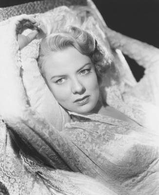 1949 Movies Photograph - Alias Nick Beal, Audrey Totter, 1949 by Everett