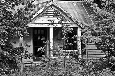 Photograph - Alice Doesnt Live Here Anymore by Jp Grace