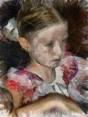 Alice Redemption Art Print