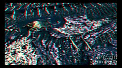 Alien Dome -3d Original by Freyk John Geeris