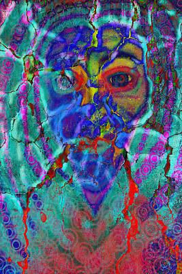 Alien Fiend 2 Art Print