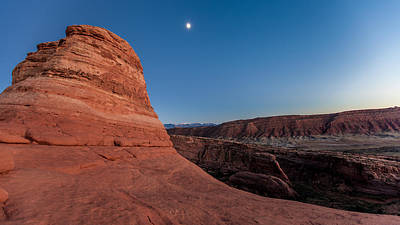 Photograph - Alien Landscape by John Pike