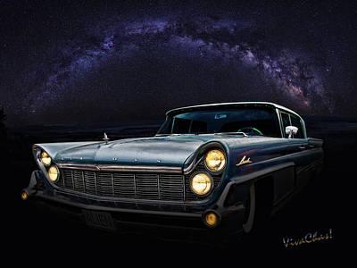 Alien Lincoln Roswell Saturday Night Art Print