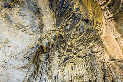 Photograph - Alien Rock Formaton by Mary Almond