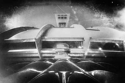 Photograph - Alien Ship by Martin New