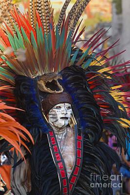 Photograph - Aligator Dancer - San Miguel De Allende Mexico by Craig Lovell