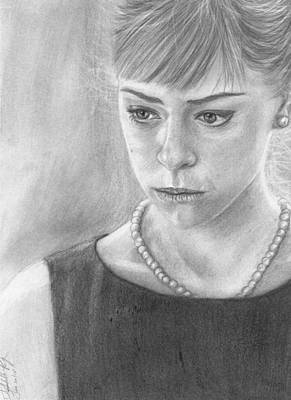 Alison Hendrix Art Print