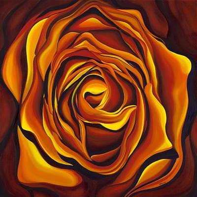 Alive Painting - Alive by Kerri Meehan