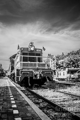 Photograph - All Aboard by Julie Clements