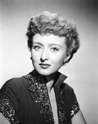 All About Eve, Celeste Holm, 1950. Tm & Art Print by Everett