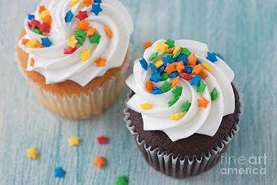All About The Sprinkles Art Print by Kay Pickens
