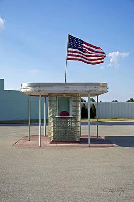 Photograph - All American by Cheri Randolph