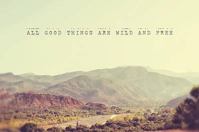 Moroccan Photograph - All Good Things by Studio Yuki