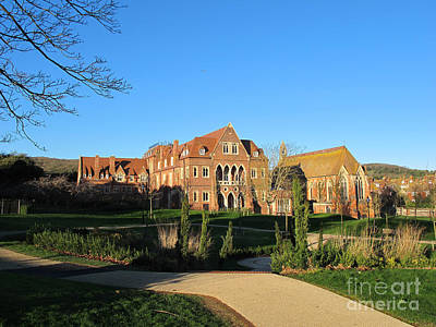 Photograph - All Saints Church In Eastbourne by Art Photography