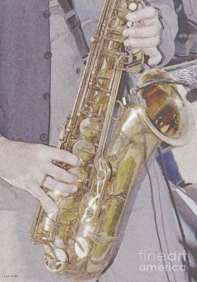 Photograph - All That Jazz by Liane Wright