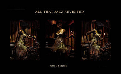Photograph - All That Jazz Revisited by Jerome Holmes