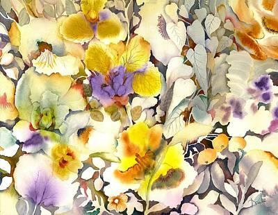 All Things Bright And Beautiful Print by Neela Pushparaj