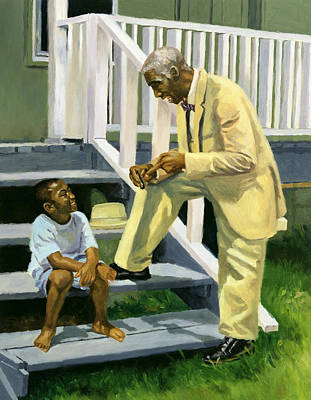 African-american Painting - All You Need To Know by Colin Bootman