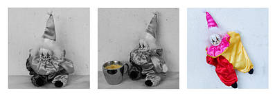 Jester Photograph - Allegory Of The Coffee Drinker By William Patrick by Sharon Cummings