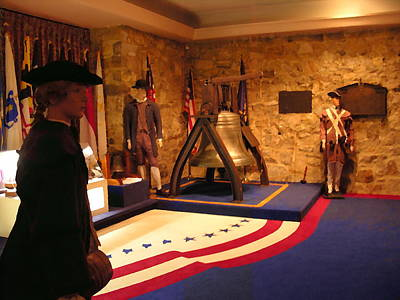 Photograph - Allentown Pa Liberty Bell Shrine by Jacqueline M Lewis