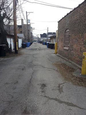 Photograph - Alley 22 by Zac AlleyWalker Lowing