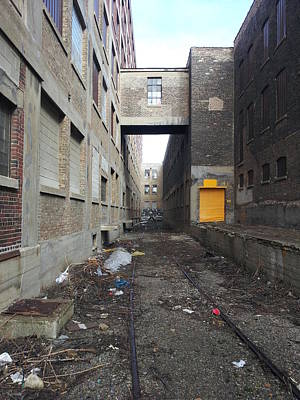 Photograph - Alley 31 by Zac AlleyWalker Lowing