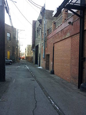 Photograph - Alley 32 by Zac AlleyWalker Lowing