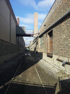 Photograph - Alley 33 by Zac AlleyWalker Lowing