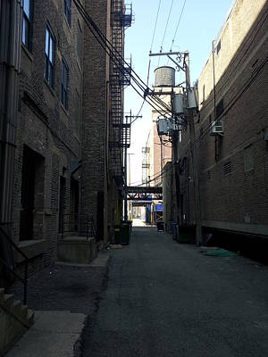 Photograph - Alley 35 by Zac AlleyWalker Lowing