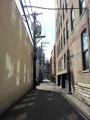 Photograph - Alley 36 by Zac AlleyWalker Lowing