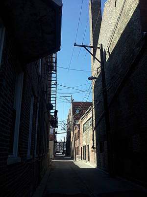 Photograph - Alley 39 by Zac AlleyWalker Lowing