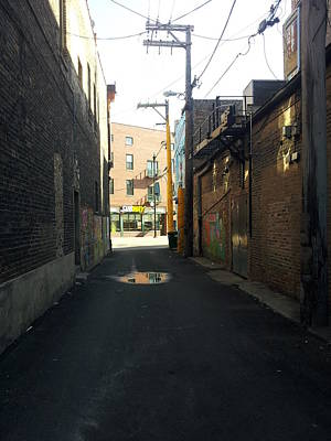 Photograph - Alley 40 by Zac AlleyWalker Lowing