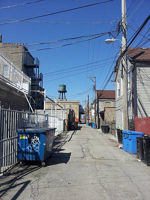Photograph - Alley 41 by Zac AlleyWalker Lowing