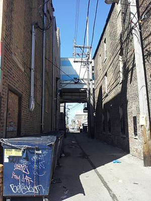 Photograph - Alley 42 by Zac AlleyWalker Lowing