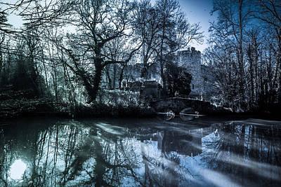 Allington Castle Art Print