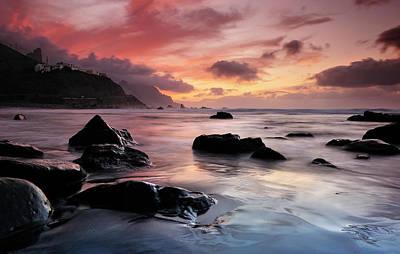 Tenerife Photograph - Almaciga by Andrea Auf Dem